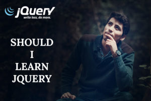 learning JQuery - relevance