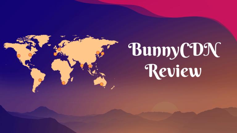 BunnyCDN Review