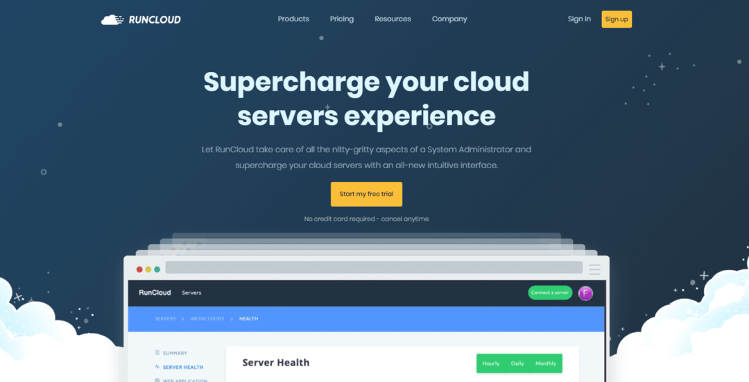 RunCloud - Manage Cloud Servers