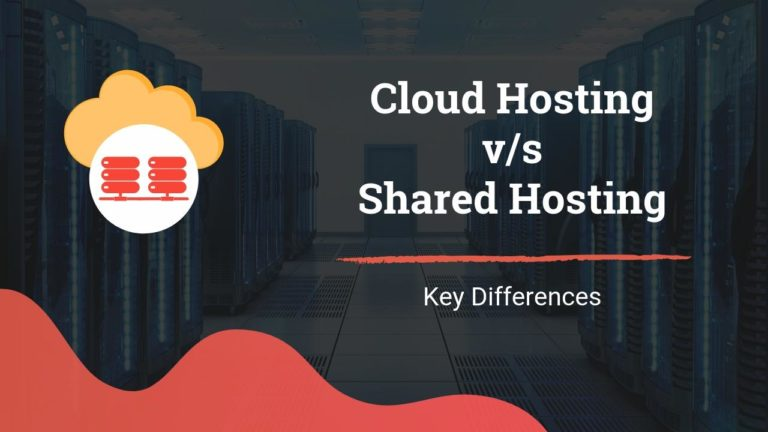 Cloud Hosting vs Shared Hosting