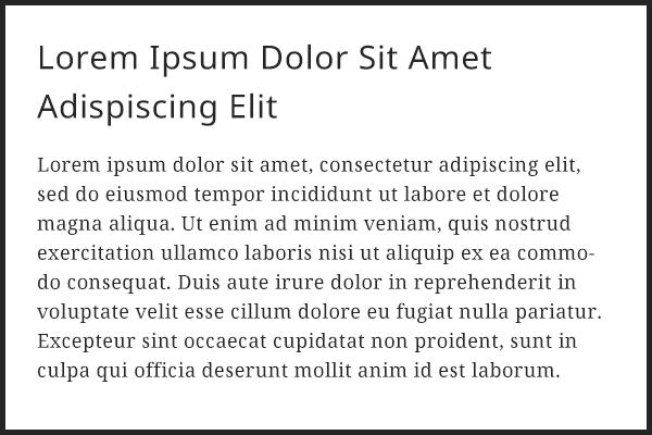 Noto Sans & Noto Serif