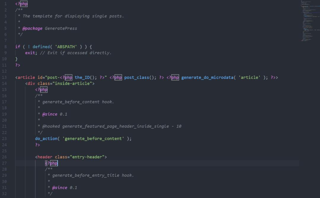 Neat coding