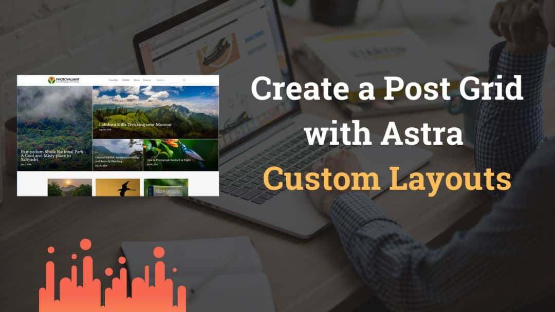 Create a Post Grid with Astra Custom Layouts
