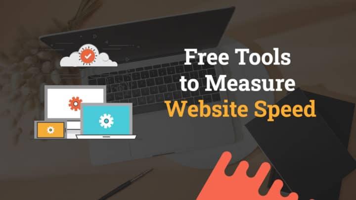 free tools to measure website speed