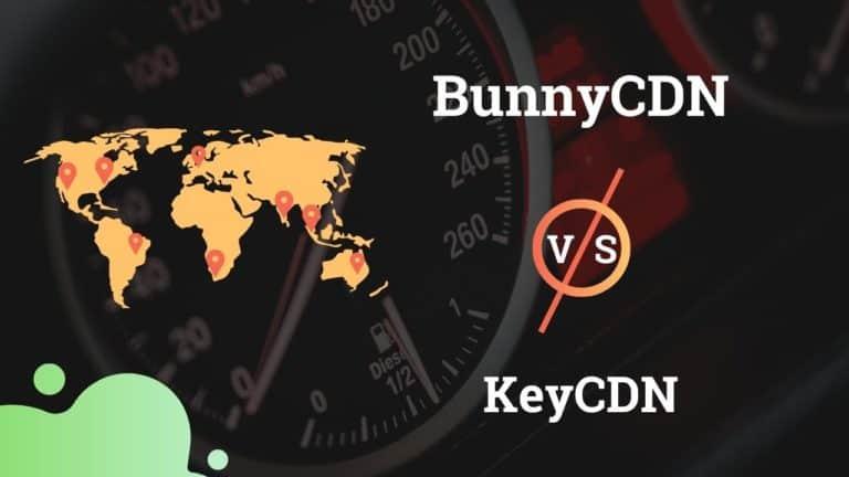 BunnyCDN vs. KeyCDN