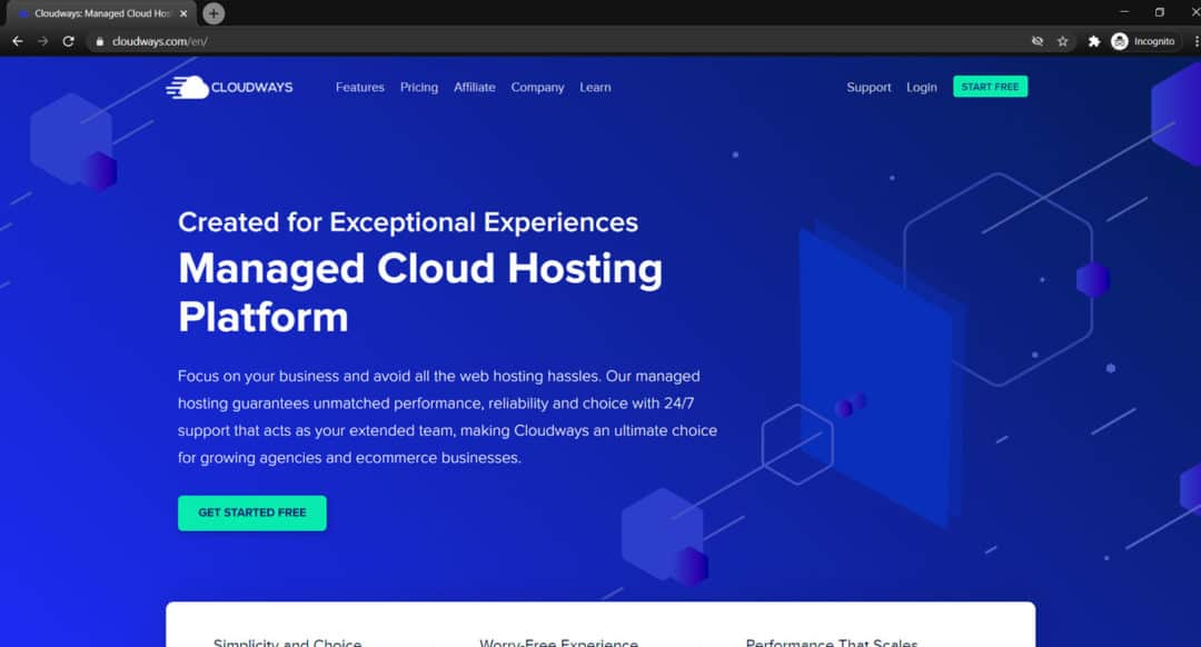cloudways hosting for wordpress