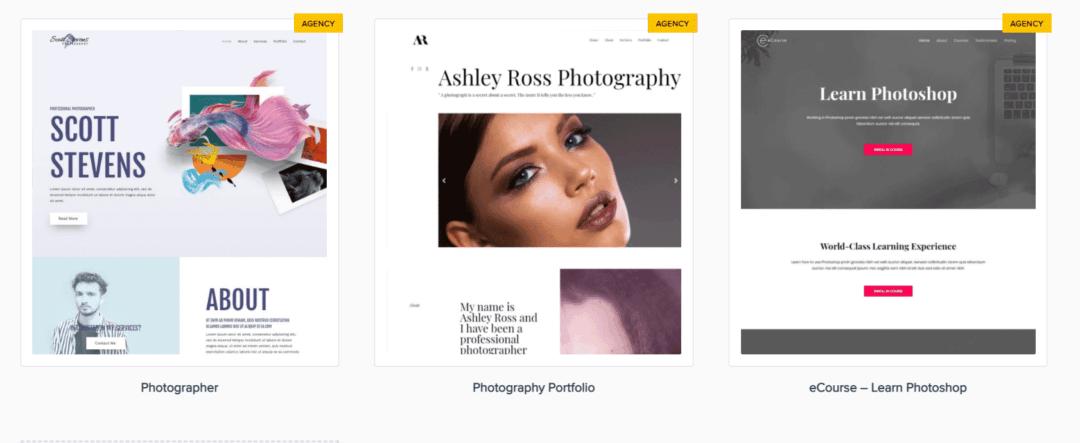 astra photo sites